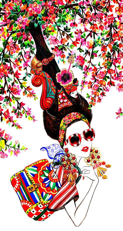 Sunny Gu: Illustration