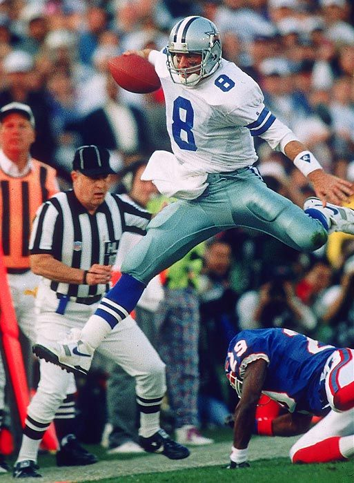 Troy Aikman, Dallas Cowboys