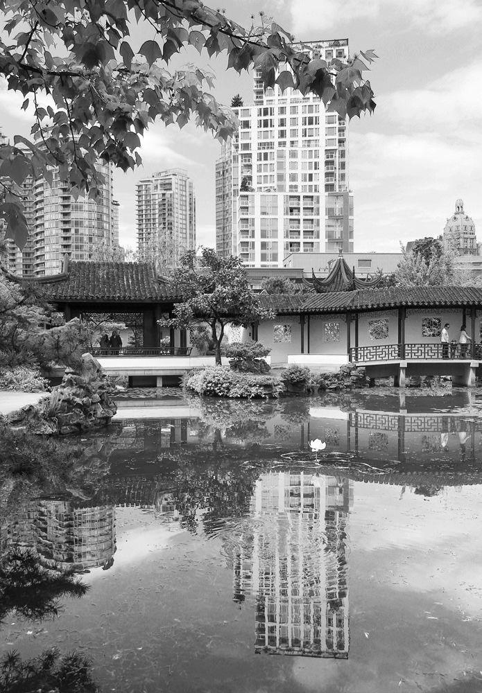 https://flic.kr/p/ujxmBL | Chinese Garden in Vancouver