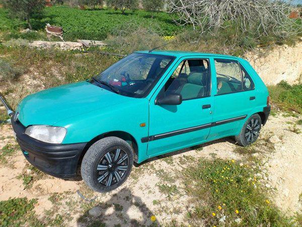 Annonce de vente de voiture occasion en tunisie PEUGEOT 106 Monastir