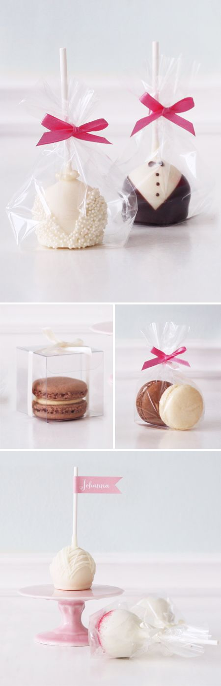 Gastgeschenk Hochzeit cake pop  wedding favor (Wedding Cake Pops)