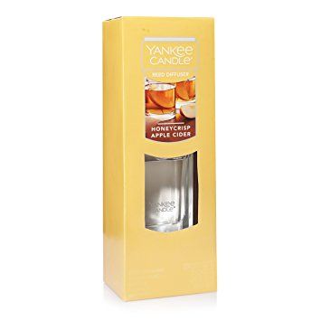Yankee Candle Reed Diffuser, Honeycrisp Apple Cider Review