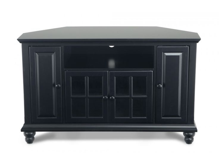 Heritage Corner Console | TV Stands | Entertainment | Bob ...