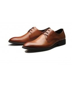 Shop branded leather brown formal shoes for men at attractive prizes. Shop now