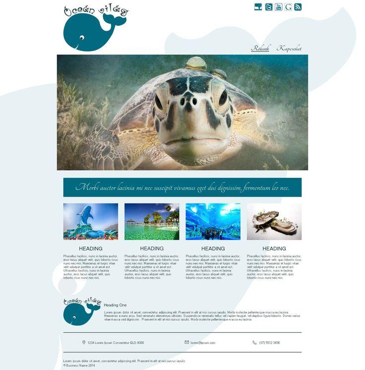 Ocean world website