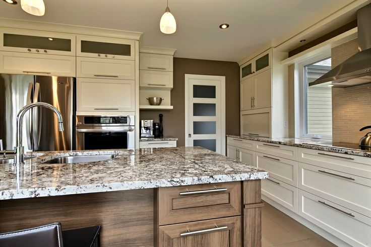 cuisine 2 tons kitchen reno pinterest cuisine. Black Bedroom Furniture Sets. Home Design Ideas