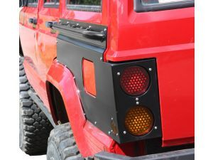 26 Best Jeep S On Pinterest Stuff Cars And Xj Mods. Jcroffroad Rear Upper Quarter Guards With Led Tail Light Cutouts Rails For Jeep Cherokee Xj. Jeep. Box Cherokee Cover Grand Diagram 199 Fuse 8jeep At Scoala.co