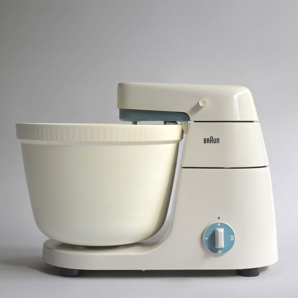 coolest mixer ever braun 1950s vintage for home. Black Bedroom Furniture Sets. Home Design Ideas