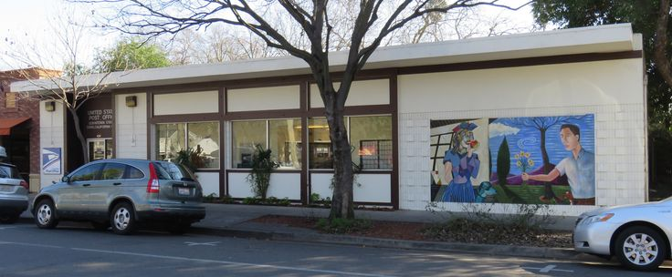 https://flic.kr/p/qYZVDY   Post Office 95616 (Davis, California)   Davis is located in Yolo County in the Central Valley of California between Vacaville and Sacramento. It is home to the University of California at Davis.