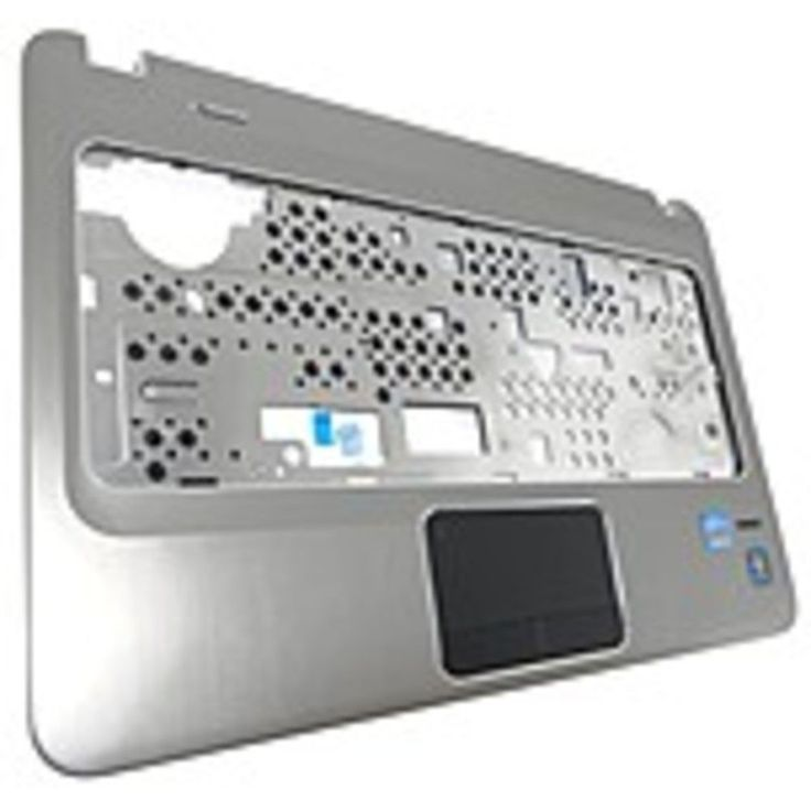 Hewlett Packard 650676-001 Palm Rest Assembly with Touch PAD - DM4-2000 - Steel Gray