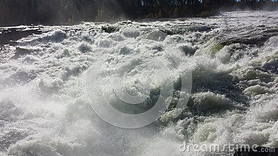 River Stotforsen - Download From Over 48 Million High Quality Stock Photos, Images, Vectors. Sign up for FREE today. Image: 78031909