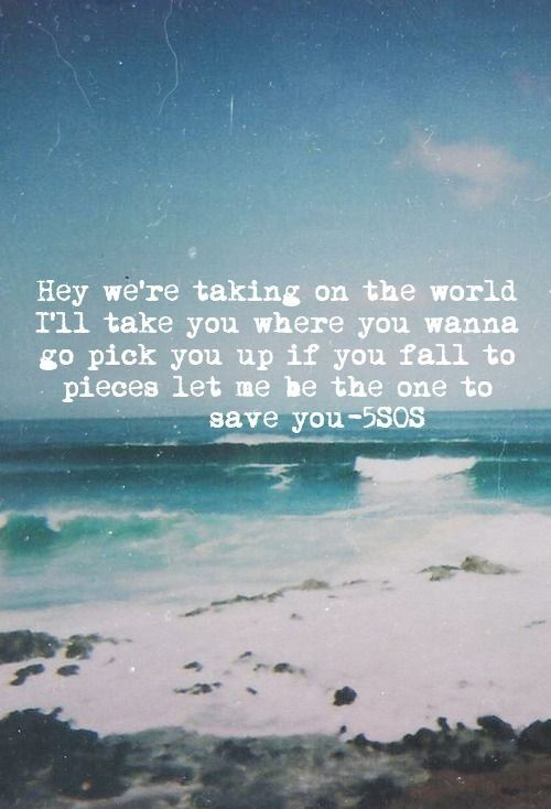 Unpredictable - 5 Seconds of Summer: 5Sos Lyrics, Give God The Glories Quotes, Beaches Pics, Motivation Quotes, Songs Lyrics, Music Lyrics, Summer Time Sad, Inspiration Quotes, God Stuff