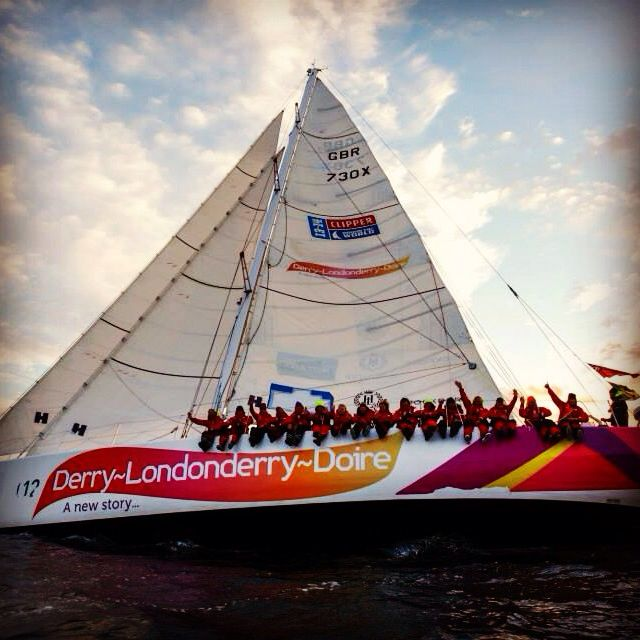 Congrats to all the clipper boats who competed in the Sydney to Hobart Race! Great job crew!