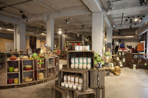 Eilean Nature Shop: van alles ecologisch. Antwerpen  Kammenstraat  30  ma-zat: 10-18u