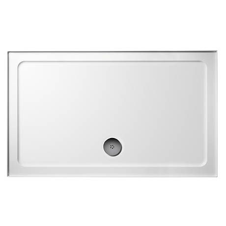 Ideal Standard Simplicity Low Profile Rectangular Upstand Shower Tray - 1200 x 760mm