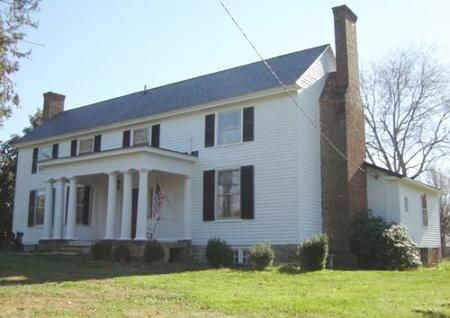 1000 images about 1700 1800 colonial homes on pinterest for 1800s plantation homes