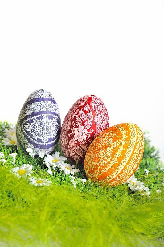 Kraszanki, easter egg - fot. www.sebastiangora.com