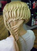 Blonde hair, Hairstyles for women gallery