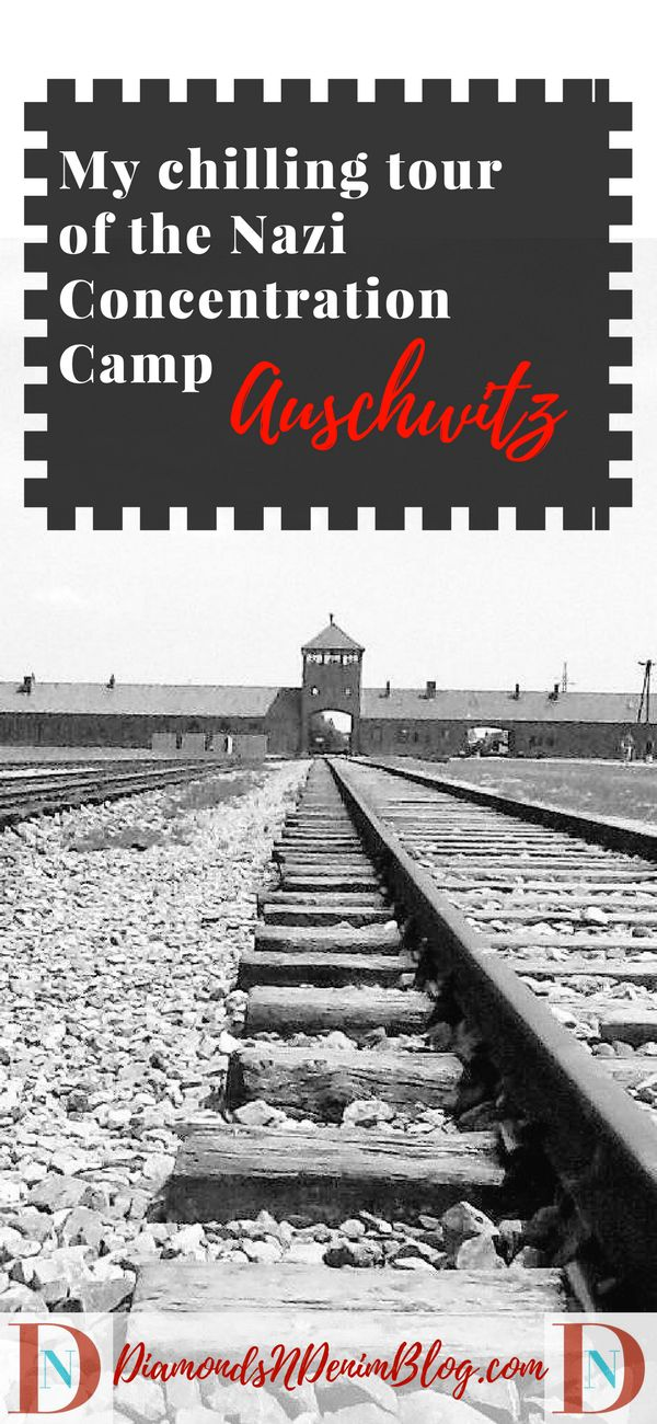 This is most definitely the absolute hardest piece I've ever written. This Trip changed my Life. My trip to Auschwitz and Birkenau in Poland was absolutely chilling. I walked beneath the Arbeit Macht Free sign, and felt something I've never felt before. Learn the Nazi Concentration Death Camp history, see photos from inside the gas Chambers, the barracks, and the piles of clothes, toys, suitcases, and human hair, as the result of the terrible Holocaust from World War II.