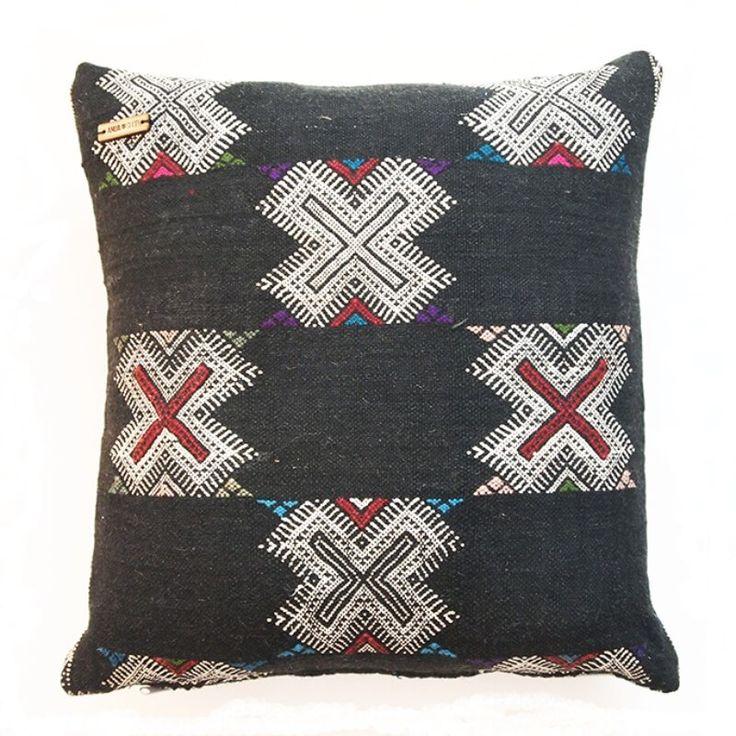 Vintage Berber X-tyynynpäällinen