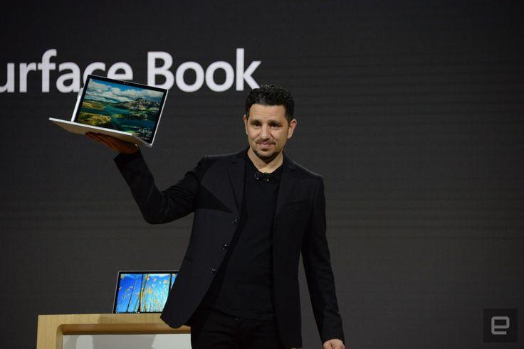 新Surface Bookをマイクロソフトが発表バッテリー駆動は16時間に延長GPU性能は初代比2倍に強化
