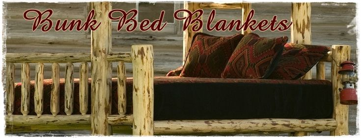 MicroPlush fitted bunk bed blankets make the perfect cabin bedding! Soft microplush fabric, vibrant rich colors, easy care, and long lasting wear make these a popular choice for cabin bedding bunks or lofts!