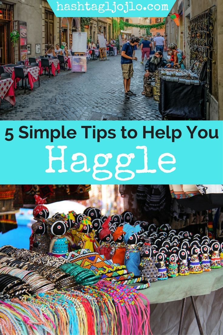 Everyone loves a good deal. Check out our budget travel tips to get a good deal next time you're at the market. Make sure you save this guide on how to haggle to your travel board so you can find it later.