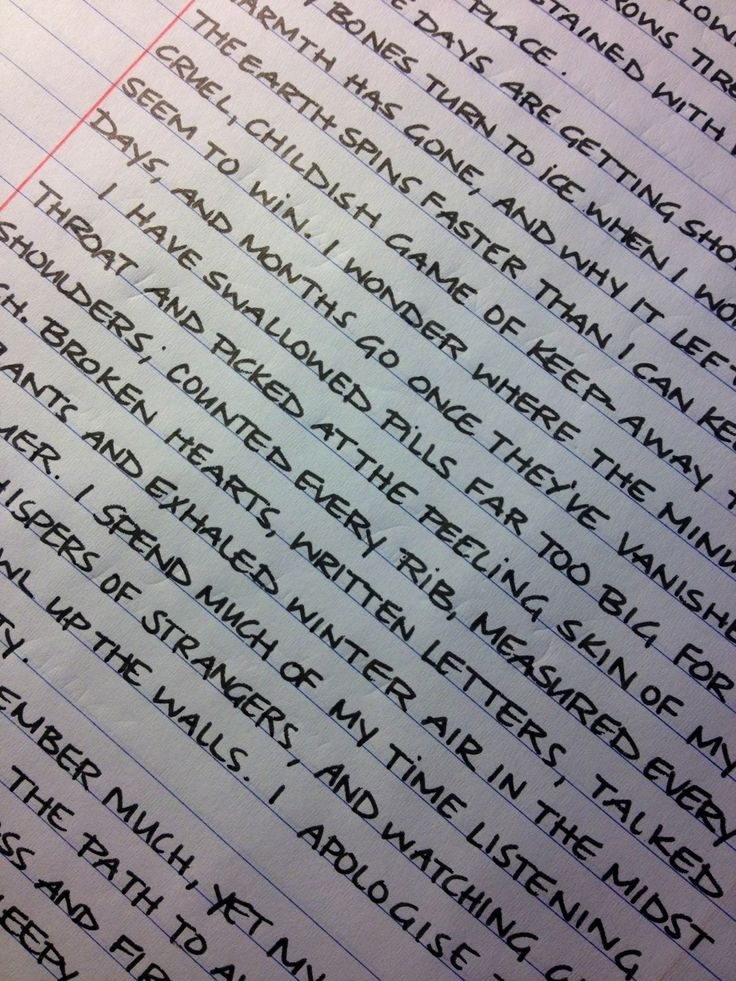 15+ Perfect Handwriting Examples That will Give You An Eyegasm