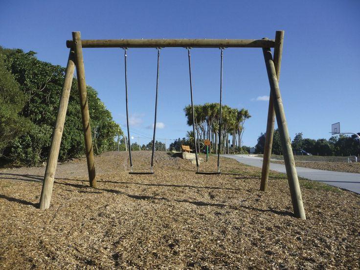 Mega Swing Timba – 2 Bay - Playground Centre
