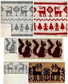 jacquard  patterns