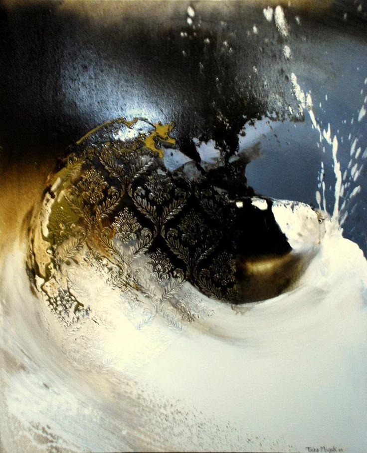 """""""Eye of the Storm"""" Tasha Mrazek"""