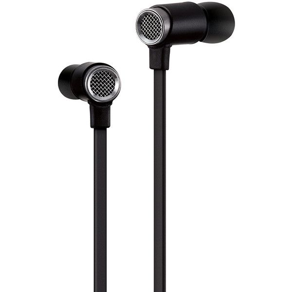 Master & Dynamic ME03 In Ear Earphones - Black ($188) ❤ liked on Polyvore featuring accessories, tech accessories, black, apple iphone earbuds, iphone headphones, ear bud headphone, ipod earbuds and iphone earbuds