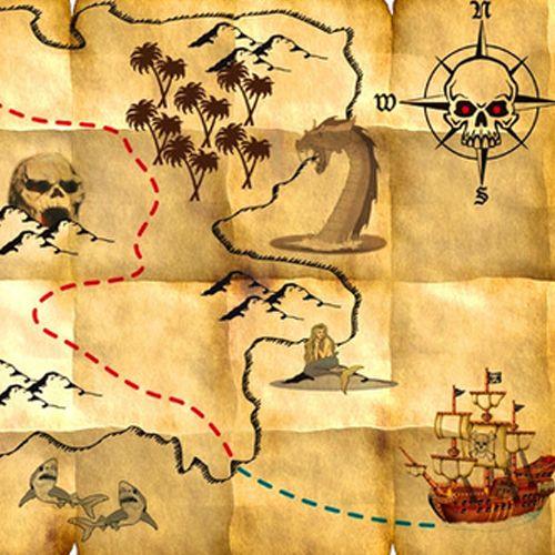 17 Beste Idee 235 N Over Schatkaarten Op Pinterest Piraat