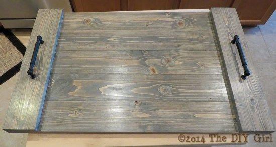 Water based poly over oil based stain - can you? - The DIY Girl