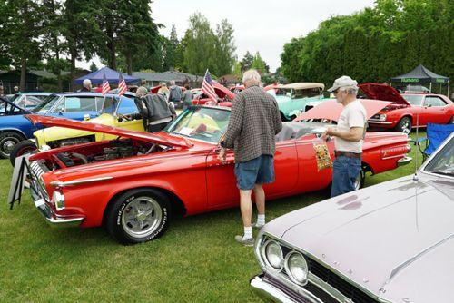 VFW Car, Truck & Bike Show 'Memorial Day Salute' - Classic Cars & Trucks For Sale - Northwest Classic Auto Mall