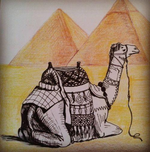 Верблюд, он и в Африке верблюд