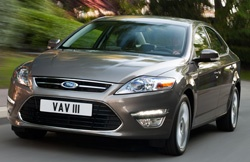 Ford Mondeo Sedán 2011