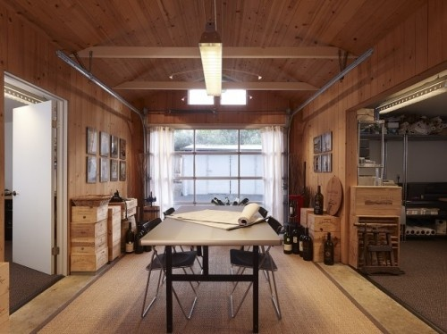 57 best vacation home images on pinterest home ideas for Garage office designs