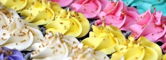 Vanilje frosting