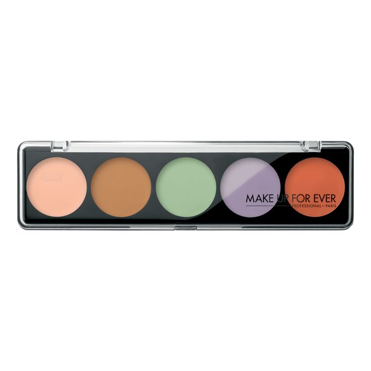 Make Up For Ever - 5 Camouflage Cream Palette - Professional Corrective Shades 12205 - $40