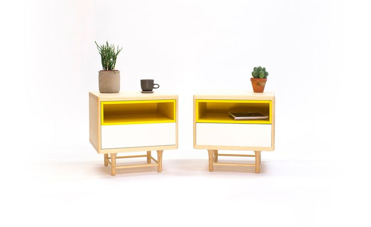 The Scandinavian-inspired Kaaja Collection merges Mediterranean influences with Japanese shapes to form a series of storage pieces made from wood. Designed by Carlos Jiménez for By.Enströms, the furniture allows for different compositions based on the various boxes and modules you combine. The customization possibilities are endless.
