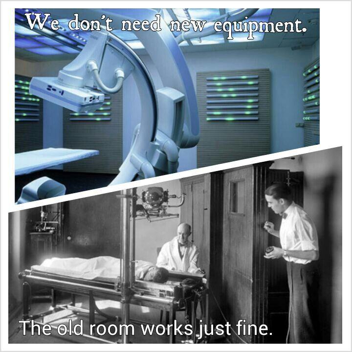 Radiology humor, xray humor