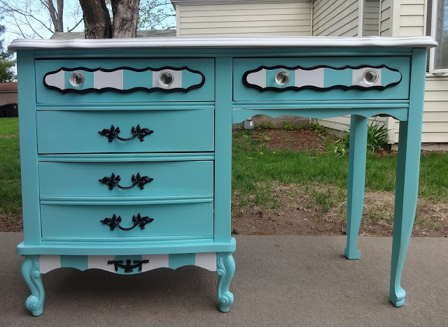 Painted Desks 37 best painted desk pins images on pinterest | painted desks