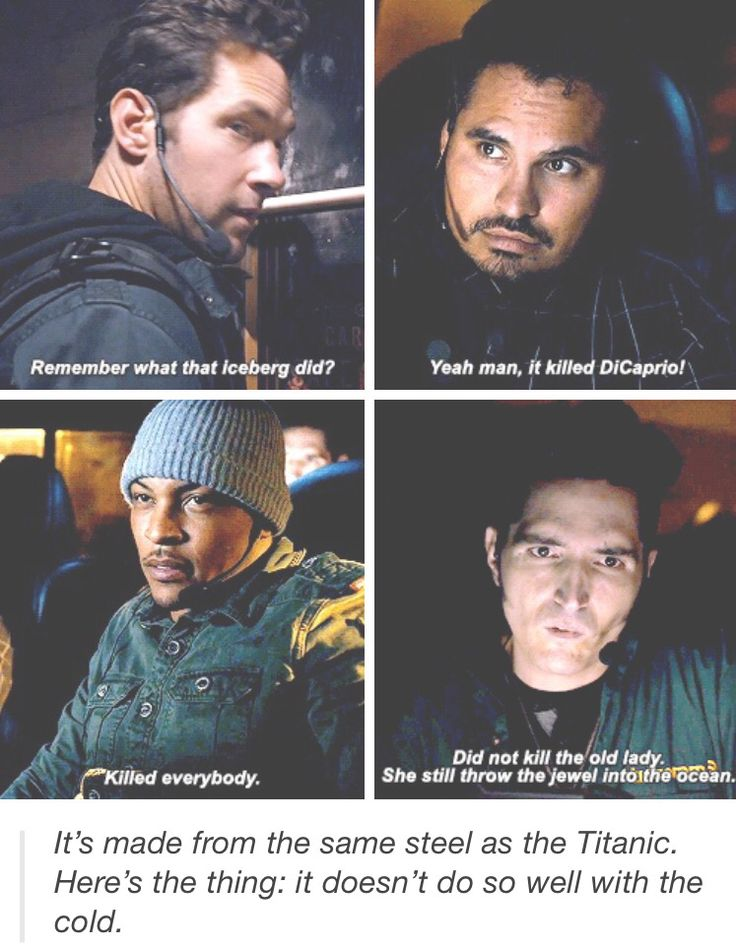 """This scene was great but I was just like """"Who the hell has all this stuff with them when they rob a place?"""""""