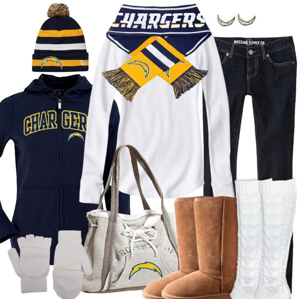 San Diego Chargers Clothes: 10 Best Images About Chargers ⚡️ On Pinterest