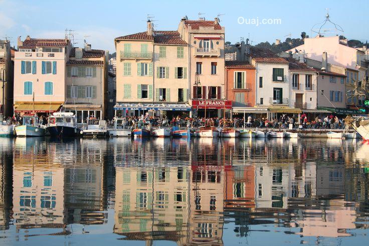 Cassis  (West de Cote d'Azur)