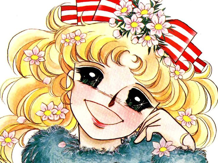 Loved to watch Candy Candy when I was a little girl <3