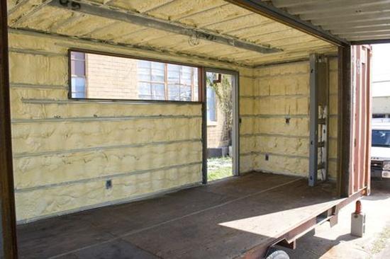 la Boite - insulation