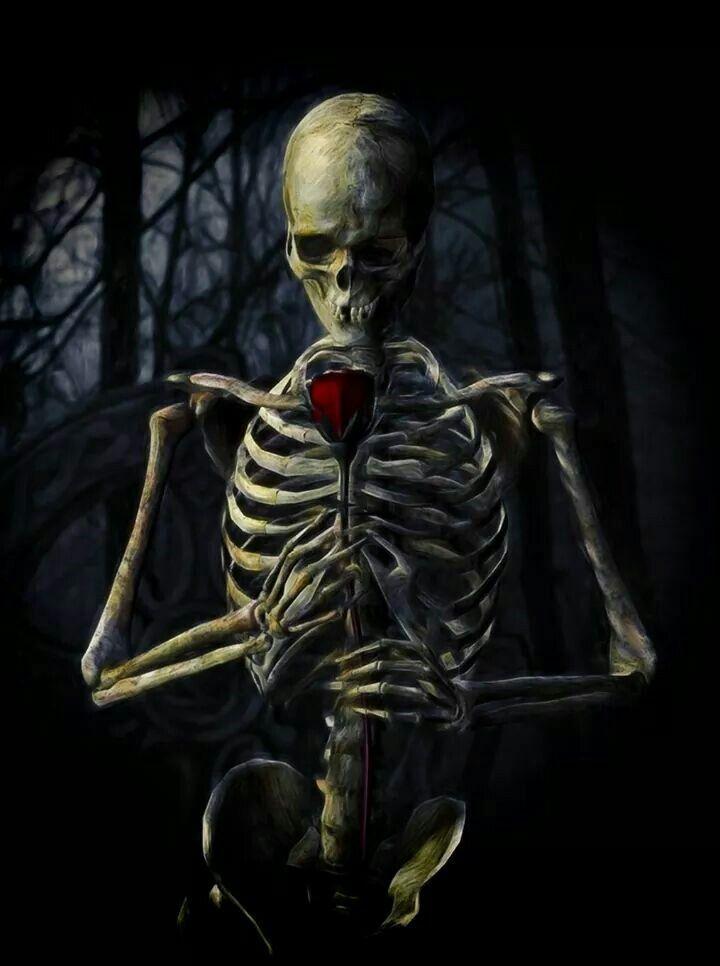 <b>Dark skull</b> art | <b>SKELETON</b> CREW | Pinterest