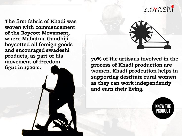 #DidYouKnow #Khadi #FabricOfTheNation #IndianFabric #GandhiFatherOfTheNation #Zoyashi #FabricFridays #KnowtheFabric